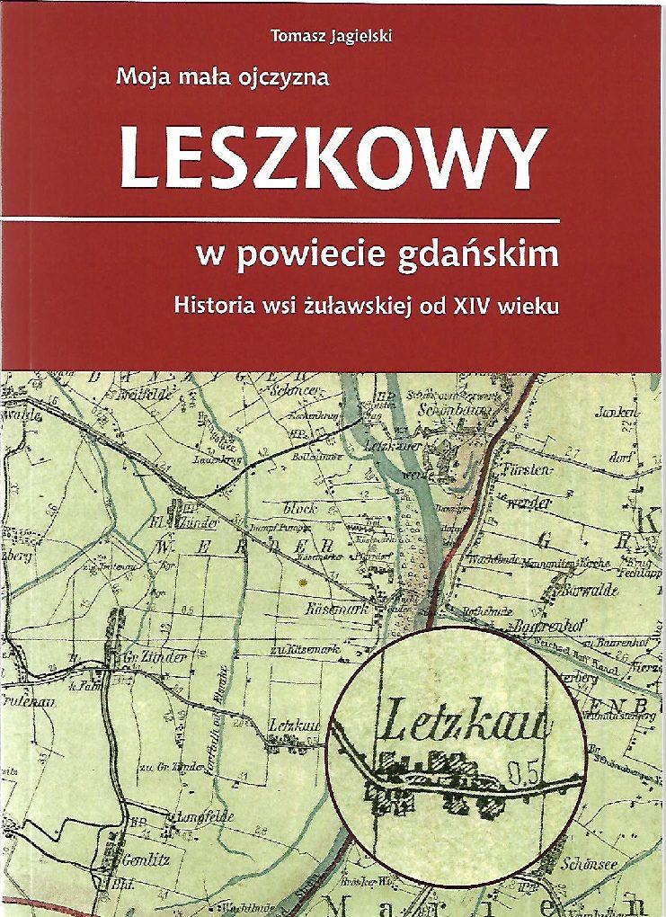 Leszkowy – książka o żuławskiej wsi