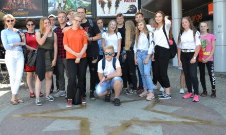 Wyjazdowa Sesja Młodzieżowej Rady Gminy Suchy Dąb