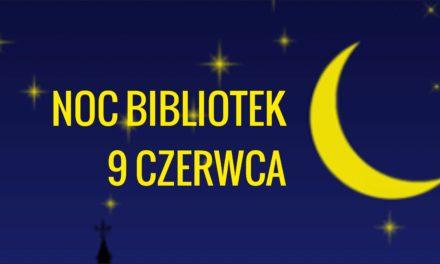 Noc Bibliotek – Pruszcz Gdański