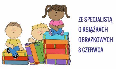 """""""Książki obrazkowe: jakie wybierać i jak je czytać"""""""