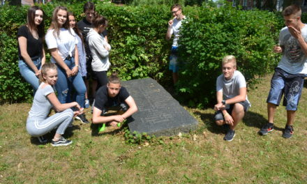 Pamięć o ofiarach I wojny światowej w Suchym Dębie