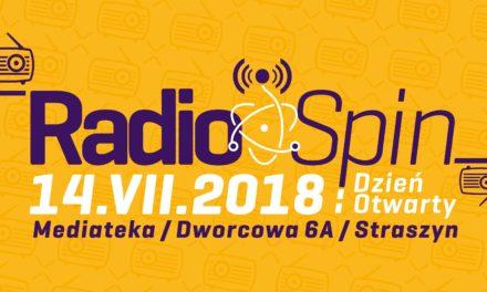 Lokalne radio internetowe Spin już otwarte!