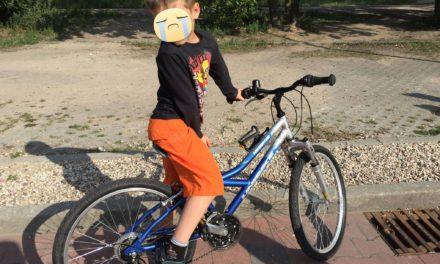Kradzieże rowerów, hulajnóg itd.