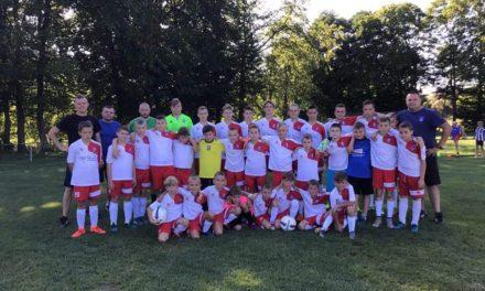 Sportowe wakacje piłkarzy KS Osiczanka