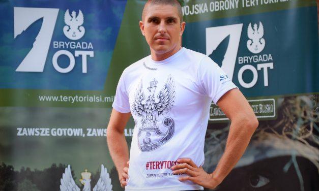 Wojska Obrony Terytorialnej organizują Sztafetę na 100 – lecie Niepodległości