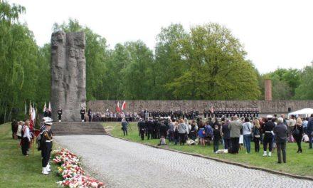 79. rocznica pierwszego transportu więźniów do obozu Stutthof