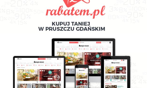 Łap Rabaty w Pruszczu Gdańskim – kolejny miesiąc z portalem rabatem.pl