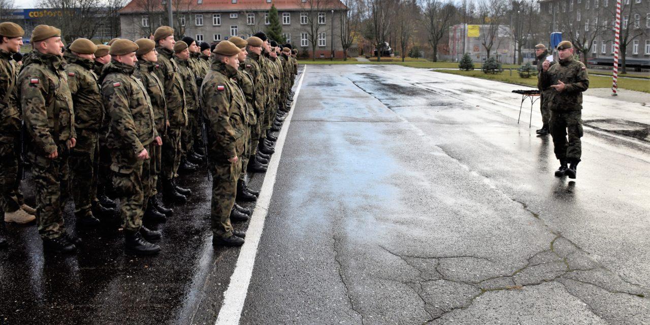 Rosną szeregi 7 Pomorskiej Brygady Obrony Terytorialnej