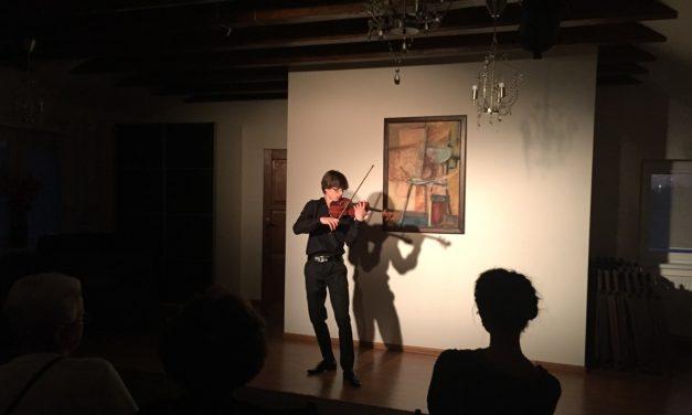 Fotorelacja z recitalu Adama Suski