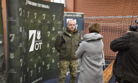 Rozpoczęły się Ferie z Wojskami Obrony Terytorialnej