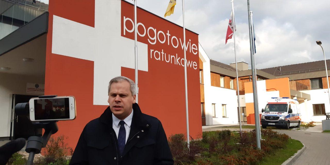 Karol Rabenda apeluje o specjalistyczną opiekę medyczną w Pruszczu Gdańskim