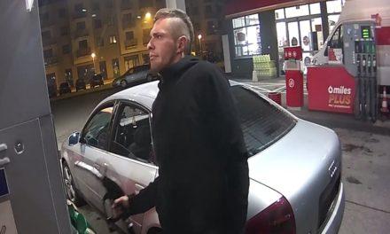 Policja szuka sprawcy kradzieży paliwa.