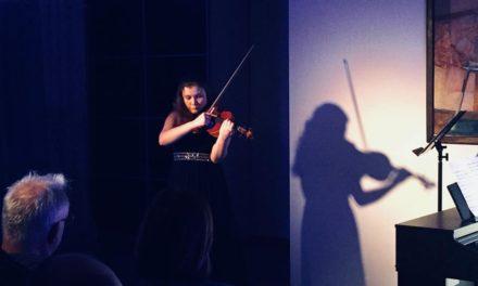 Recital skrzypcowy – relacja z wydarzenia
