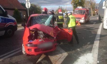 Śmiertelny wypadek w Kolniku