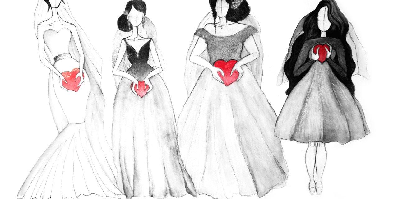 Sprzedaj suknię ślubną – pomóż Biance