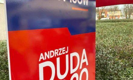 Zbiórka podpisów poparcia dla kandydata na urząd prezydenta RP