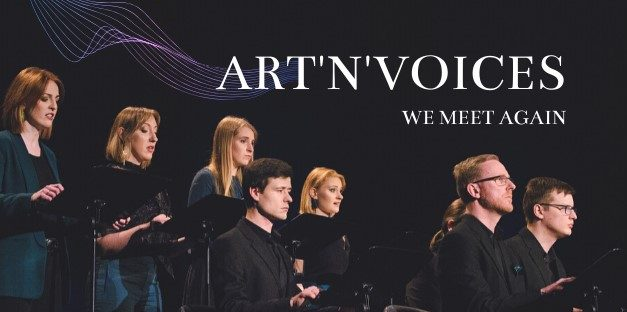 Genialny koncert Art'n'Voices | WE MEET AGAIN
