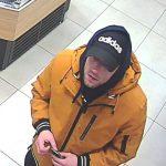Rozpoznajesz go? Policjanci szukają tego mężczyzny