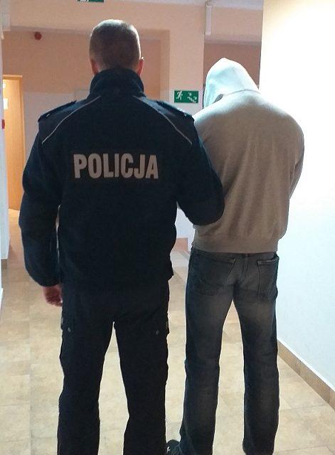 Sześć poszukiwanych osób zatrzymanych przez policjantów