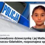 UWAGA! Fałszywa informacja o porwaniu dziecka i matki