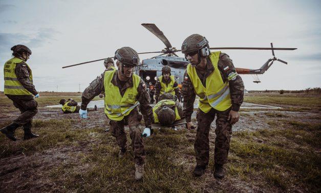 Na morzu, w powietrzu i na lądzie. Kolejne szkolenie pomorskich terytorialsów
