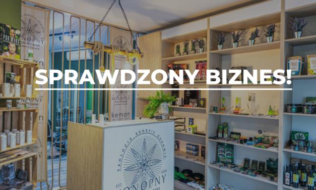Konopny Salon w Pruszczu Gdańskim
